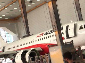 Με γεια ο αλβανικός εθνικός αερομεταφορέας