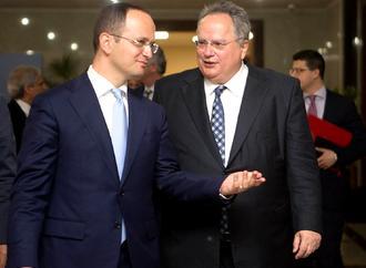 Αποχαιρετιστήρια ομιλία του υπουργού Εξωτερικών της Αλβανίας D. Bushati. Τι πετύχαμε