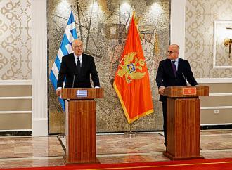 Δήλωση Δένδια, μετά την συνάντησή του με τον Υπ.Εξ. του Μαυροβουνίου, Srdan Darmanovic
