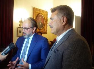 Το Δήμαρχο Κέρκυρας επισκέφθηκε ο Δήμαρχος Αυλώνα Αλβανίας