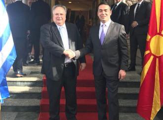 Τα προσωπικά μηνύματα των υπΕξ πΓΔΜ και Αλβανίας για την παραίτηση Κοτζιά