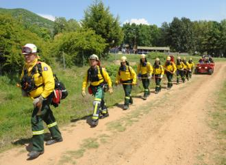 Πυροσβεστική άσκηση διασυνοριακής συνεργασίας «BALKAN 2018»