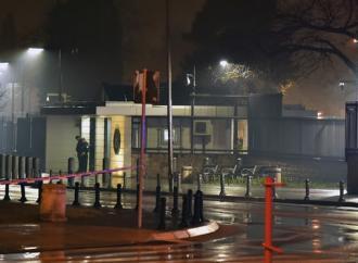 Επίθεση καμικάζι στην πρεσβεία των ΗΠΑ στην πρωτεύουσα του Μαυροβουνίου