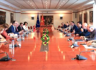 Υπέρμαχη της Συμφωνίας των Πρεσπών η αλβανική διπλωματία