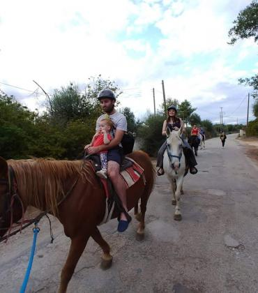 3-day equestrian event at Arena Horse Riding Corfu
