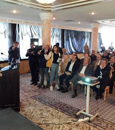 Thessaloniki and Corfu ΄coming together΄ in the field of tourism