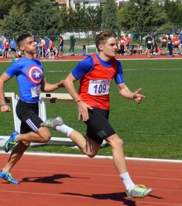 3 Gold Medals for young Corfu athletes at Greek Junior Athletics Championships