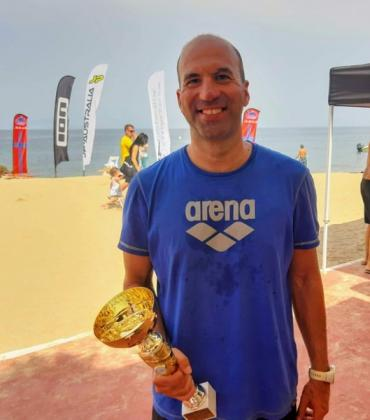 Gold Medal for Akis Pagratis in the 3rd Corfu Emerald Cup