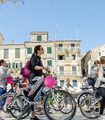 World Bicycle Day in Corfu - the programme