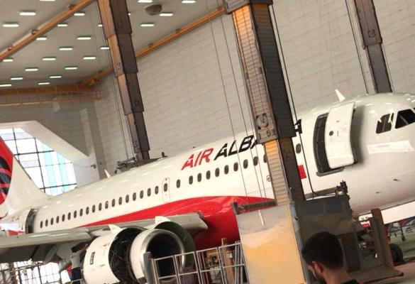 New Albanian national airline