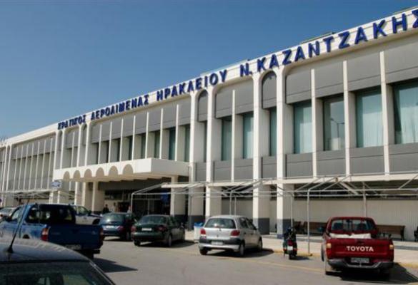 «Εκρηκτική» η φετινή σεζόν για το αεροδρόμιο Ηρακλείου