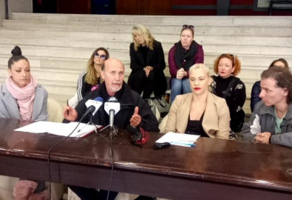 Corfu Dance Schools decide not to put on performances at the Municipal Theatre