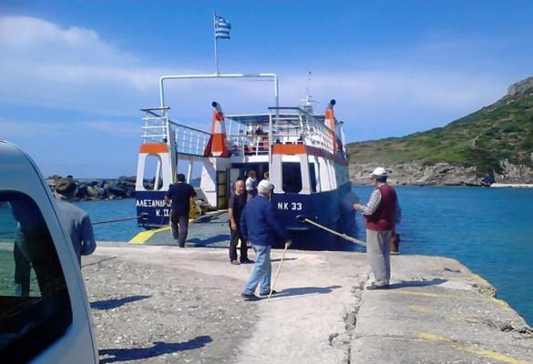 Βελτίωση στο νόμο για τις θαλάσσιες συγκοινωνίες - μέσα & τα Διαπόντια