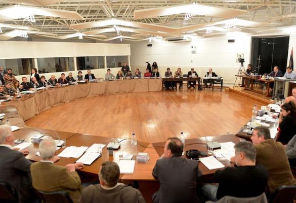 Τη Δευτέρα δημοτικό συμβούλιο για τον προϋπολογισμό του 2018