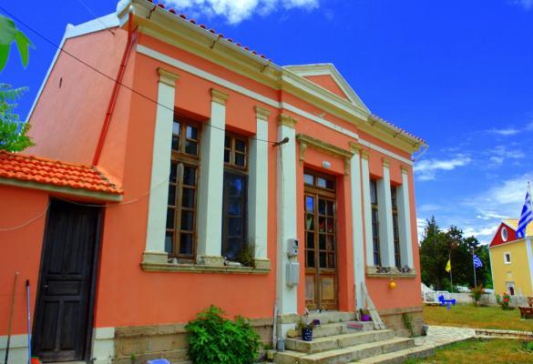 Erikoussa Primary School opens after three years