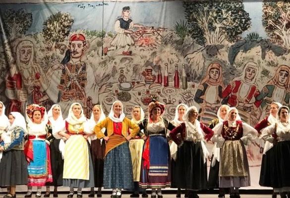Πανόραμα παραδοσιακών χορών στο 22ο Φολκλορικό Φεστιβάλ Κέρκυρας (video-photos)