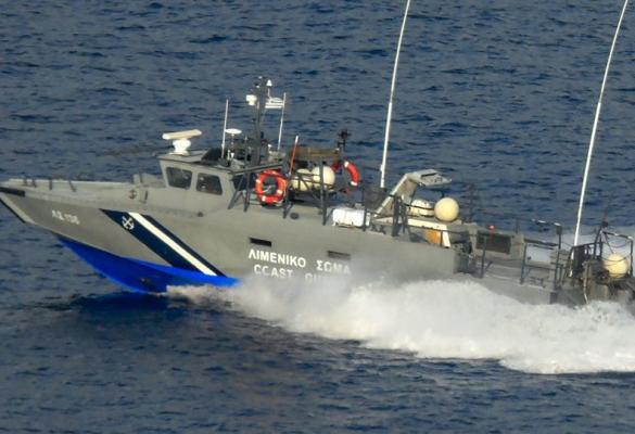 Illegal immigrants trying to reach Italy from Corfu found positive for Covid