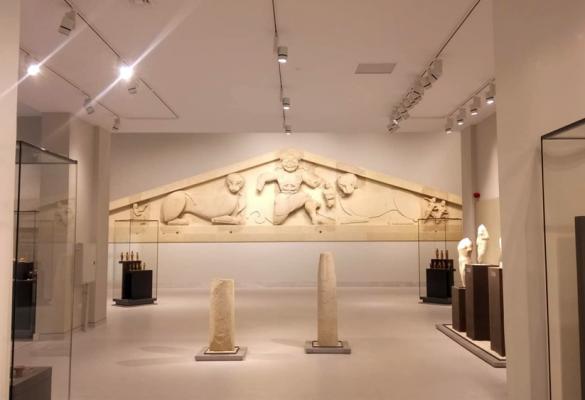 Απάντηση ΣΥΡΙΖΑ στη ΝΟΔΕ για την «πρόκληση» των εγκαινίων του αρχαιολογικού μουσείου Κέρκυρας