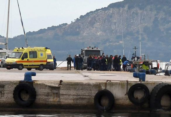 New information about the boat that sank off Paxos