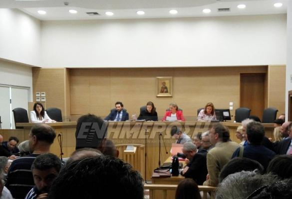Απορρίφθηκε η αίτηση νέας αναβολής της δίκης για το ΧΥΤΑ Τεμπλονίου