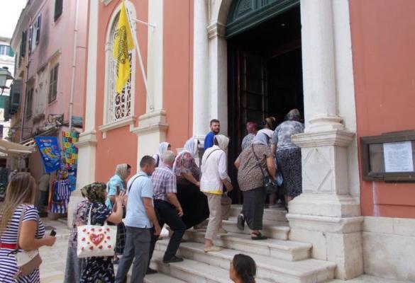 Εντυπωσιακή η αύξηση των Ρώσων τουριστών στην Κέρκυρα