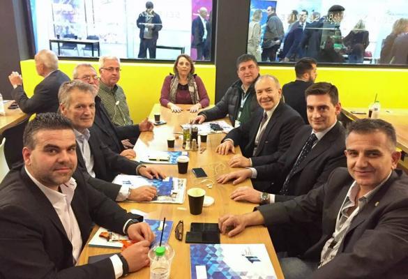 Συνέδριο ΝΔ: Το «παρών» των κερκυραίων πολιτευτών στο κάλεσμα εκλογικής ετοιμότητας Μητσοτάκη