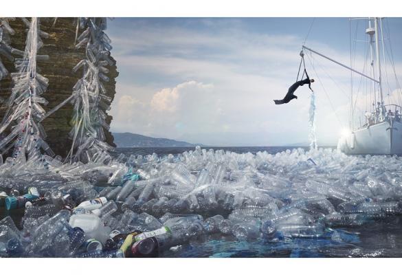 Έτοιμο το video Von Wong - Σολδάτου για τα πλαστικά, που γυρίστηκε στην Κέρκυρα