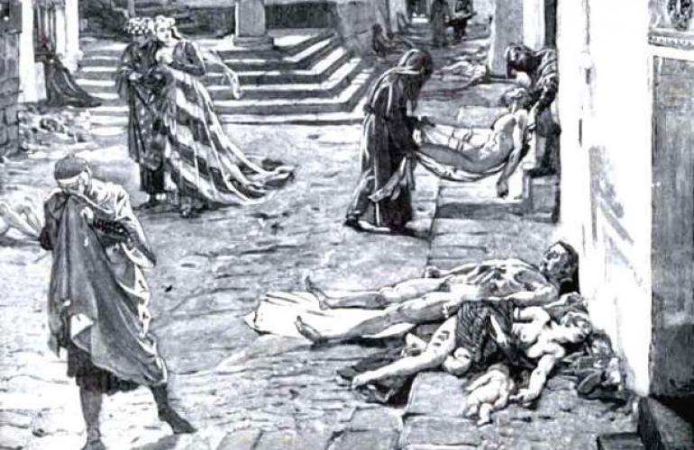 Αποτέλεσμα εικόνας για Τελευταία επιδημία πανούκλας στην Κέρκυρα: Διάλεξη από το Εναλλακτικό Εργαστήρι